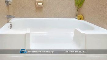 Miracle Method Easy Step TV Spot, 'Help Prevent Bathtub Slip and Fall Accidents' - Thumbnail 6