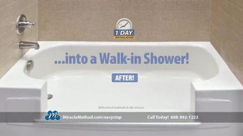 Miracle Method Easy Step TV Spot, 'Help Prevent Bathtub Slip and Fall Accidents' - Thumbnail 7