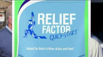 Relief Factor Quickstart TV Spot, 'Three Week Supply' Featuring Pat Boone - Thumbnail 3