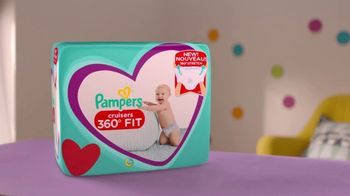 Pampers Cruisers 360 Fit TV Spot, 'Pampers Cruisers 360' Song by Steppenwolf