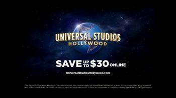 Universal Studios Hollywood TV Spot, 'This Is Universal: Save $30' - Thumbnail 9