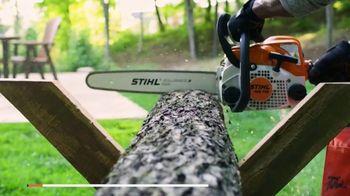 STIHL TV Spot, 'Legendary Power: Grass Trimmer and Blower' - Thumbnail 1