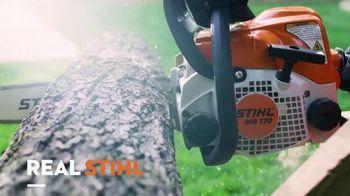 STIHL TV Spot, 'Legendary Power: Grass Trimmer and Blower' - Thumbnail 2