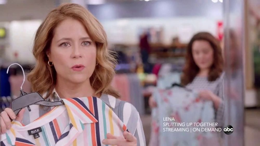 JCPenney TV Commercial, 'ABC: Splitting Up Together and American Housewife'  Featuring Jenna Fischer - Video