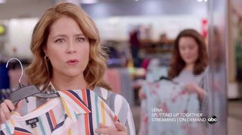 JCPenney TV Spot, 'ABC: Splitting Up Together and American Housewife' Featuring Jenna Fischer - 10 commercial airings