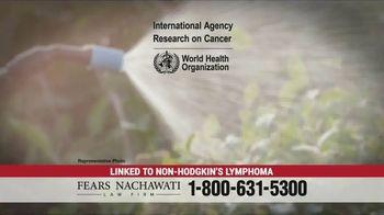 Fears Nachawati TV Spot, 'Roundup Lawsuit' - Thumbnail 3