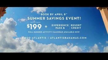 Atlantis Summer Savings Event TV Spot, 'Save the Ocean' - Thumbnail 9