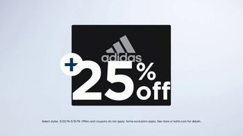Kohl's TV Spot, 'Sticking to It: adidas' Song by Rayelle - Thumbnail 8