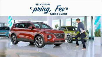 Hyundai Spring Fever Sales Event TV Spot, 'Celebrate' [T2] - Thumbnail 1