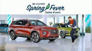 Hyundai Spring Fever Sales Event TV Spot, 'Celebrate' [T2]
