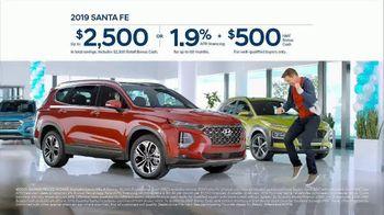 Hyundai Spring Fever Sales Event TV Spot, 'Celebrate' [T2] - Thumbnail 3