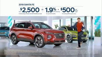 Hyundai Spring Fever Sales Event TV Spot, 'Celebrate' [T2] - Thumbnail 5