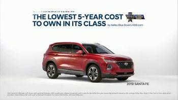 Hyundai Spring Fever Sales Event TV Spot, 'Celebrate' [T2] - Thumbnail 6