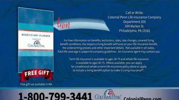 Colonial Penn Living Insurance TV Spot, 'Barbara and Betty' - Thumbnail 9