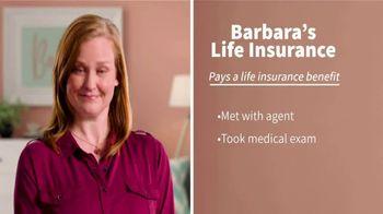 Colonial Penn Living Insurance TV Spot, 'Barbara and Betty' - Thumbnail 2