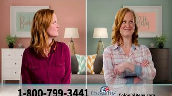 Colonial Penn Living Insurance TV Spot, 'Barbara and Betty'
