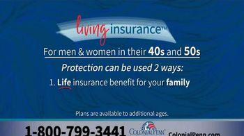 Colonial Penn Living Insurance TV Spot, 'Barbara and Betty' - Thumbnail 6