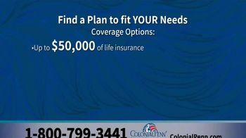 Colonial Penn Living Insurance TV Spot, 'Barbara and Betty' - Thumbnail 7