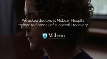 McLean Hospital TV Spot, 'McLean Doctors Read Stories of Mental Health Recovery'
