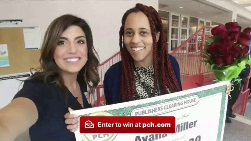 Publishers Clearing House TV Commercial, '$7,000 a Week for Life:  Speechless' - Video