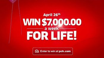 Publishers Clearing House TV Spot, '$7,000 a Week for Life: Speechless' - Thumbnail 10