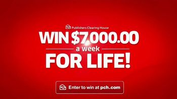 Publishers Clearing House TV Spot, '$7,000 a Week for Life: Speechless' - Thumbnail 3