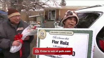 Publishers Clearing House TV Spot, '$7,000 a Week for Life: Speechless' - Thumbnail 7