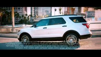 Ford Explorer TV Spot, 'TV One: Be Proud of Where You're From' [T1] - Thumbnail 4