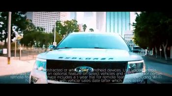 Ford Explorer TV Spot, 'TV One: Be Proud of Where You're From' [T1] - Thumbnail 5