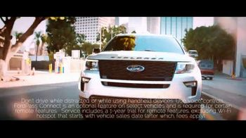 Ford Explorer TV Spot, 'TV One: Be Proud of Where You're From' [T1] - Thumbnail 7