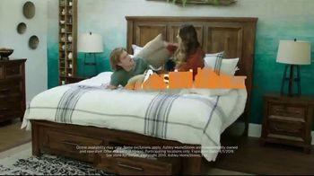 Ashley HomeStore Anniversary Mattress Sale TV Spot, 'Final Week: Ashley Sleep and Sealy' Song by Midnight Riot - Thumbnail 8