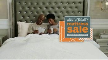 Ashley HomeStore Anniversary Mattress Sale TV Spot, 'Final Week: Ashley Sleep and Sealy' Song by Midnight Riot - Thumbnail 1