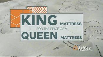 Ashley HomeStore Anniversary Mattress Sale TV Spot, 'Final Week: Ashley Sleep and Sealy' Song by Midnight Riot - Thumbnail 3