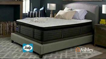 Ashley HomeStore Anniversary Mattress Sale TV Spot, 'Final Week: Ashley Sleep and Sealy' Song by Midnight Riot - Thumbnail 5