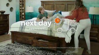 Ashley HomeStore Anniversary Mattress Sale TV Spot, 'Final Week: Ashley Sleep and Sealy' Song by Midnight Riot - Thumbnail 6