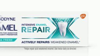 Sensodyne Pronamel Repair TV Spot, 'The Perfect Time' - Thumbnail 9