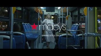 Macy's Spring Style Sale TV Spot, 'Upgrades' - Thumbnail 10