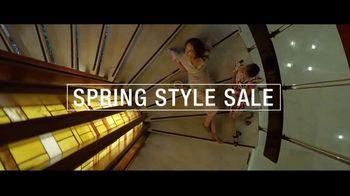 Macy's Spring Style Sale TV Spot, 'Upgrades' - Thumbnail 2