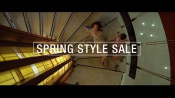 Macy's Spring Style Sale TV Spot, 'Upgrades' - Thumbnail 3