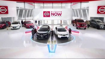 Nissan Now Sales Event TV Spot, 'Award-Winning Lineup: Altima' [T2] - Thumbnail 3