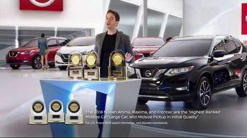 Nissan Now Sales Event TV Spot, 'Award-Winning Lineup: Altima' [T2] - Thumbnail 4
