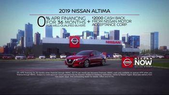 Nissan Now Sales Event TV Spot, 'Award-Winning Lineup: Altima' [T2] - Thumbnail 7