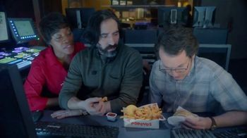 Popeyes $5 Butterfly Shrimp Tackle Box TV Spot, 'The Price You Pay for Greatness' - 3497 commercial airings