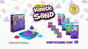 Kinetic Sand Sandbox Set TV Spot, 'How Do You Kinetic Sand?' - Thumbnail 10
