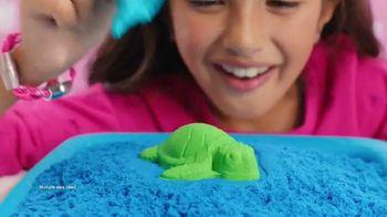 Kinetic Sand Sandbox Set TV Spot, 'How Do You Kinetic Sand?' - Thumbnail 6