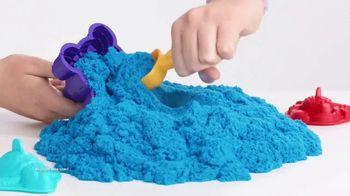 Kinetic Sand Sandbox Set TV Spot, 'How Do You Kinetic Sand?' - Thumbnail 7