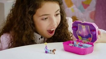 Polly Pocket Compacts TV Spot, 'Disney Junior: Big Adventure'