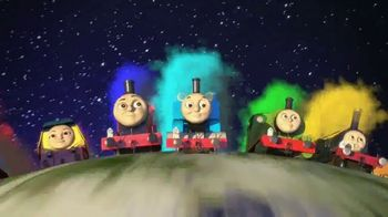Thomas & Friends TrackMaster Dragon Escape Set TV Spot, 'Zoom Past the Dragon' - Thumbnail 1