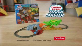 Thomas & Friends TrackMaster Dragon Escape Set TV Spot, 'Zoom Past the Dragon' - Thumbnail 9