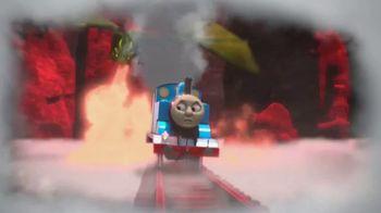 Thomas & Friends TrackMaster Dragon Escape Set TV Spot, 'Zoom Past the Dragon' - Thumbnail 4